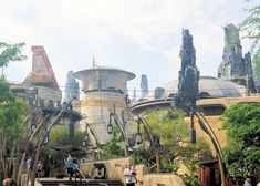 Star Wars: Galaxy's Edge at Walt Disney World. Contact Small World Vacations for assistance with your Disney Vacation at www.smallworldvacations.com