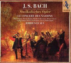 Bach - Musikalisches Opfer, BWV 1079