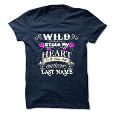 WILD T Shirts, Hoodies, Sweatshirts. GET ONE ==> https://www.sunfrog.com/Camping/WILD-137058076-Guys.html?41382