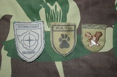 -BSAP Patches ! Flag Patches, Police, African, Military, The Unit, War, Zimbabwe, Followers, Birth