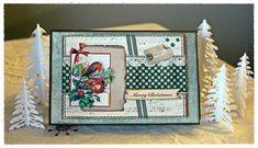 Jorunns fristed: Toffifee eske. Christmas Cards, Scrapbook, Frame, Home Decor, Christmas Greetings Cards, Homemade Home Decor, Xmas Cards, Scrapbooks, A Frame