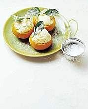 sorbetto mandarino