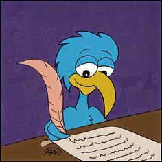 Happy I Love to Write Day!