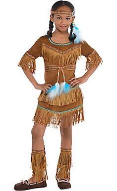 Toddler Girls Dream Catcher Cutie Native American Costume  sc 1 st  Pinterest & Little Indian Princess Kids Costume - Mr. Costumes | ???????? ...