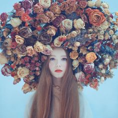 This Oleg Oprisco Photography Boasts Botanical Imagery #floral #beauty trendhunter.com