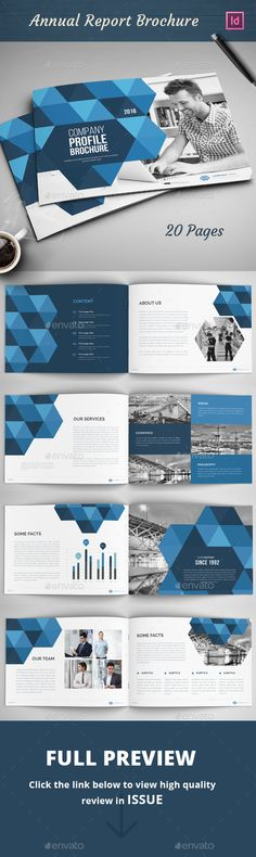 Brochure Corporate brochure, Brochures and Brochure template - company brochure templates
