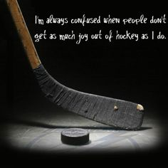 hockey, gotta love it :)