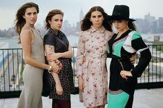 Girls cast - October 2012