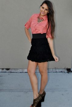 cute casual business outfit :)