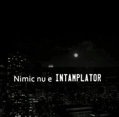Nimic nu e intamplator R Words, Deep Words, Wise Words, Motivational Words, Inspirational Quotes, Blessed Is She, Lesson Quotes, Mixed Emotions, Special Quotes