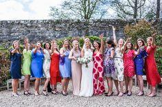 Carlowrie Castle, Summer Wedding. Girl Gang Goals! Wedding Girl, Summer Wedding, Girl Gang, Buick, Lily Pulitzer, Castle, Goals, Photography, Dresses