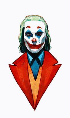 Le Joker Batman, Joker Cartoon, Joker Art, Joker And Harley Quinn, Joker Hd Wallpaper, Pop Art Wallpaper, Joker Wallpapers, Joker Drawings, Batman Drawing