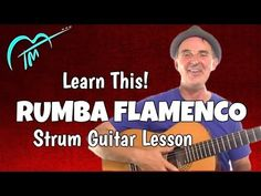 Rumba Flamenco Strum Guitar Lesson In The Style Of Ottmar Liebert Guitar Tips, Guitar Songs, Easy Guitar, Guitar Lessons For Beginners, Music Lessons, Eric Clapton, Flamenco Guitar Lessons, Guitar Strumming, Electric Guitar Lessons