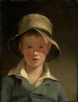 Thomas Sully The Torn Hat, 1820mfashop.com