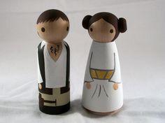 Gâteau de mariage pour les geeks!