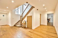 5 bedroom detached house for sale in Larks, London Road, Newport, Nr Saffron Walden - Rightmove. House Goals, Detached House, Property For Sale, Stairs, Bedroom, Home Decor, Stairway, Decoration Home, Room Decor