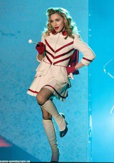 Madonna - Mdna world tour '2012
