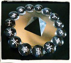 NEW Sacred Sirian Symbols / Sacred Circuitry by xMakingJewelryx, $18.00