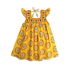 Look at this Child of the World Yellow Princess Dress & Bloomers - Toddler & Gir. - Look at this Child of the World Yellow Princess Dress & Bloomers - Toddler & Girls on today! Toddler Dress, Toddler Outfits, Baby Dress, Kids Outfits, Toddler Girls, Ruffle Dress, Tulip Dress, Yellow Dress, Fashion Kids