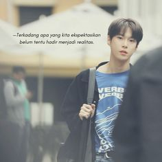 Drama Quotes, Text Quotes, Qoutes, Sad Texts, Look At The Sky, Drama Korea, Na Jaemin, Quotes Indonesia, Nct Dream