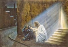I have come to help you. I Atoned for you. I'm your Friend forever.