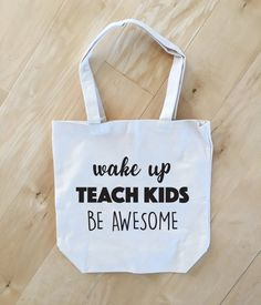 Personalised Tote Bag Teachers Day Graduation Thank You Owl Wise Shopping Cotton