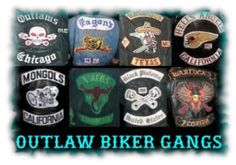 outlaw biker patches | motorcycle clubs bandidos motorcycle nation chosen few motorcycle ...