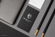High end stainless steel bookmark business card rock design contemporary black and white duplex business card with silver foil silvercrest rockdesign luxury business card printing colourmoves
