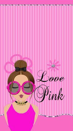 Pink Easter Wallpaper, Iphone Wallpaper Glitter, Kids Wallpaper, Kawaii Wallpaper, Cute Wallpaper Backgrounds, Abstract Backgrounds, Cute Wallpapers, Phone Wallpapers, Victoria Secret Backgrounds