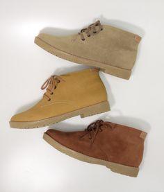 boots - botas - coturnos - Inverno 2016 - Ref. 16-6303