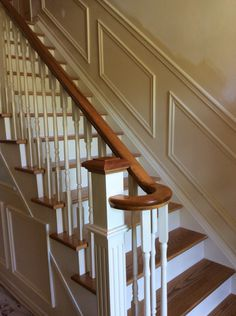 Need great hints on health? Head to my amazing site! Handrail Ideas, Staircase Handrail, Staircase Ideas, Hallway Ideas, Staircases, Stair Design, Staircase Design, Kim Tv, Stair Renovation