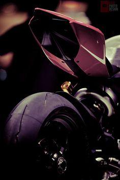 Ducati Panigale fender eliminator