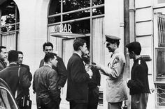 While Elvis Presley was stationed in Germany, he visited Paris three times. This was his first trip to The City Of Light, and specifically on June 17, 1959, during which Elvis and his entourage stayed at hotel Prince De Galles (Prince Of Wales).