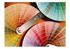 Paint palettes.