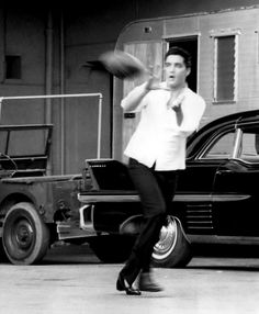 Elvis.  Football.