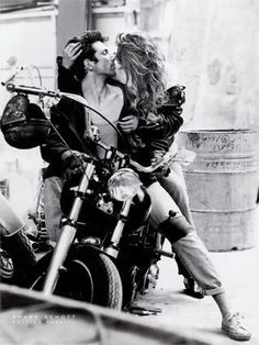 motorcycle riding.