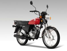 Verdens billigste motorsykkel fra Honda?
