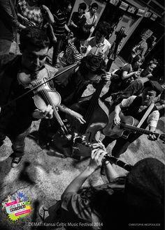DEMAT! kansai Celtic Music Festival 2014