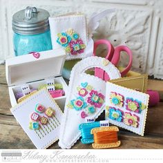 Quick Stitch Kit - Sewing Staples by Erin Lincoln must have for me!