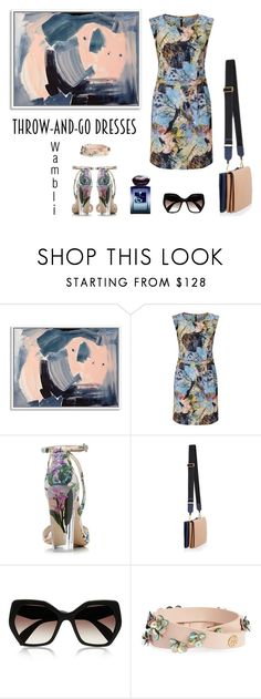 Wambli Out The Door By Wambliwakan Liked On Polyvore Featuring Finesse Monique
