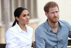 Prince Harry and Meghan Markle pictured making unexpected appearance days before wedding anniversary Prince Harry Et Meghan, Meghan Markle Prince Harry, Harry And Meghan, Oprah Winfrey, Prinz Andrew, Prinz Charles, Hollywood, Donald Trump, Die Queen
