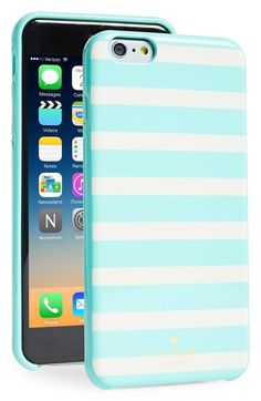 kate spade new york 'fairmont square' iPhone 6 Plus case available at #Nordstrom