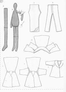 dolls & afins: Tildas III