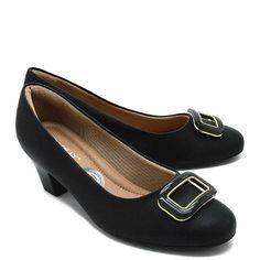 2b1c6cb59e 39 melhores imagens de sapatos pretos