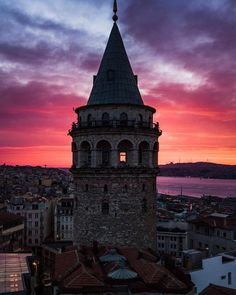 Galata Tower in Istanbul von Halit Bilen. (via … – Ich frage mich . I Wallpaper, Galaxy Wallpaper, Hagia Sophia, Background Pictures, Best Places To Travel, Beautiful World, New York, City, Photography