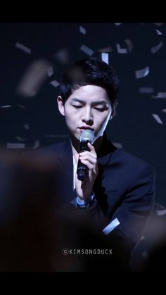 [HD] 160417 Song Joong Ki - 2016 'The Day We Meet Again' Fanmeet in Seoul