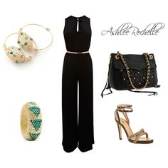 Jumpsuit, created by ashlee470 on Polyvore