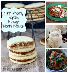 8 Kid Friendly Hispanic Heritage Month Recipes - Last year we ate our way through Hispanic Heritage month with these delicious recipes!