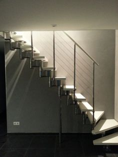 Modular Staircase Fontanot Pixima Limited Edition Modular Staircase, Loft Staircase, Stairways, Condo, Home And Garden, Diy Projects, Architecture, Bedroom, Design