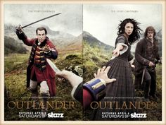 New Outlander Posters released by Starz!